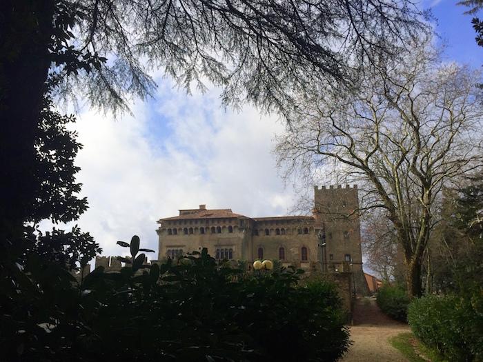 """Il """"castello"""" novecentesco"""