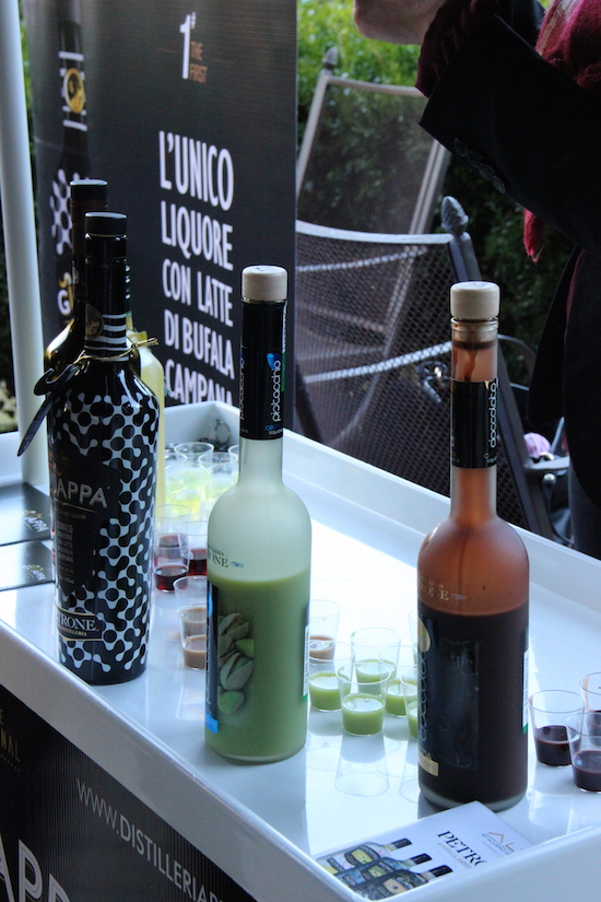 I liquori dell'Antica Distilleria Petrone